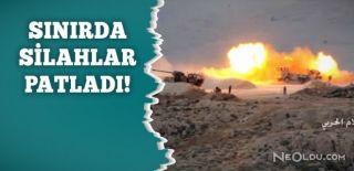 Suriye ile Hizbullah'tan Lübnan'da Operasyon!