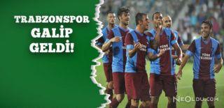Trabzonspor Galibiyeti Elde Etti