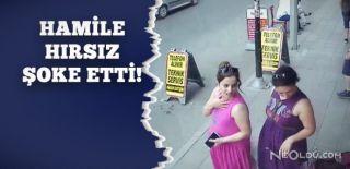 Tekirdağ'da Göz Göre Göre Hırsızlık!