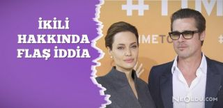Angelina Jolie ile Brad Pitt Barışıyor mu?