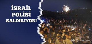 Kudüs'te Çatışmalar Şiddetlendi! Ölü ve Yaralılar Var!
