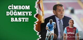 Galatasaray Feghouli ve Fernando'yu Bitiriyor