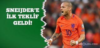 Sneijder'e Teklifler Gelmeye Başladı