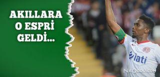 Fenerbahçe Samuel Eto'o ile İlgileniyor