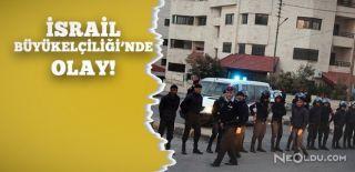 Amman'daki İsrail Büyükelçiliği'nde Şiddet Olayı