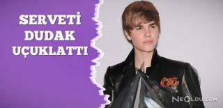 Justin Bieber'ın Serveti Şaşırttı