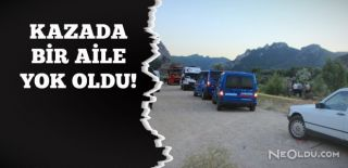 Otomobil Sakarya Nehri'ne Devrildi
