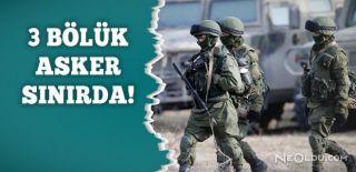 Rusya - Ukrayna Sınırında Gerilim Artıyor