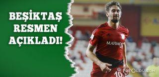 Beşiktaş, Orkan'ı Resmen Açıkladı