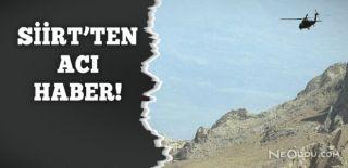 PKK Siirt'te Sivil Araca Saldırdı: 1 Şehit