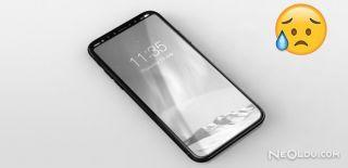 iPhone 8'den Gelen Kötü Haber