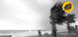 Batı Akdeniz Bölgesi İçin Fırtına Uyarısı