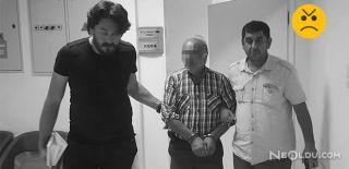 Emekli Astsubay Karısını Kafasından Bıçakladı