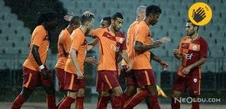 Galatasaray Geriye Düştüğü Maçı Kazandı