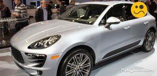 Porsche 22 Bin Aracını Geri Çağırmak Zorunda!