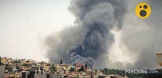 Gaziantep'te Büyük Yangın!