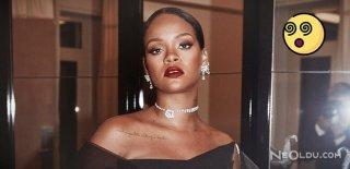 Rihanna Fanları Neye Uğradığını Şaşırdı