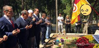 Ali Sami Yen'in Kabrinde Duygu Dolu Anlar!