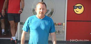 Sergen, Eskişehirspor'un İlk Antrenmanına Çıktı