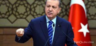 Erdoğan: Sızmalarına Asla İzin Vermeyin!