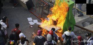 Venezuela'da Seçim ve Protesto