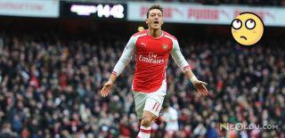 Mesut Özil Barcelona'nın Radarında