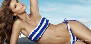 Volanlı Bikini Modası