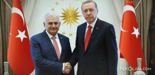 Başbakan Yıldırım Tarabya Köşkü'nden Ayrıldı