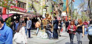 Ankara'da Gösterilere 1 Ay Boyunca Yasak Geldi