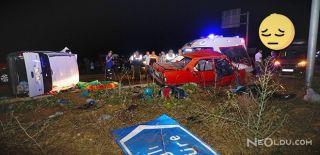 Kastamonu'da Can Pazarı: 2 Ölü, 6 Yaralı