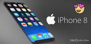 Apple Yazılımından Sızan iPhone 8'in İpuçları