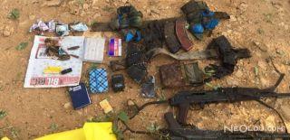 2 PKK'lı Terörist Ölü Olarak Ele Geçirildi