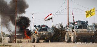Şii Milisler Telafer'de Operasyon Başlattı