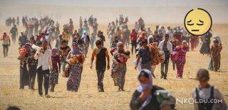 3 Bin Ezidi Kadın DEAŞ'in İnsafına Terk Edildi