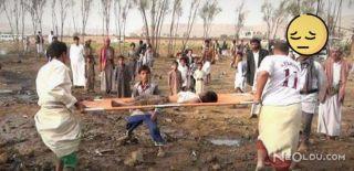 Suudi Arabistan Sivilleri Vurdu!