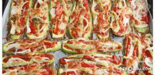 Kabak Pizzası Tarifi