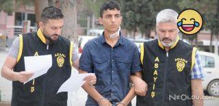 Adana'da Eve Giren Hırsız Uyuyakaldı
