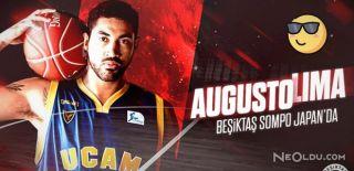 Augusto Lima Beşiktaş Sompo Japan'da