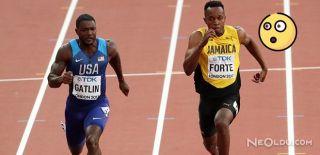 Usain Bolt Kariyerinin Son Koşusunda Geçildi