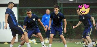 Fenerbahçe'nin Genç Yeteneği Sahada!