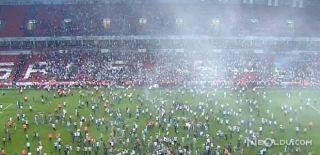 Beşiktaş'tan Konyaspor'a Suç Duyurusu