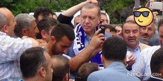 Erdoğan'dan Peş Peşe Ziyaretler