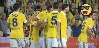 Fenerbahçe Valbuena'nın Golüyle Kazandı!
