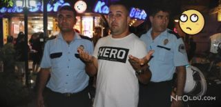 Adana'da 'Hero' Gözaltısı