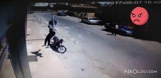 Suriyeli Kızı Ağabeyi Balkondan Atmış