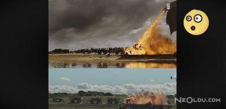 Game of Thrones'un O Savaş Sahnesi Nasıl Çekildi?