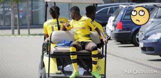 Dembele, Dortmund'da Kadro Dışı Bırakıldı