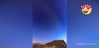 2500 Metrede Gökyüzü Şöleni