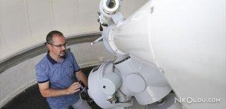 Türk Bilim İnsanları İlk Defa Gezegen Keşfetti
