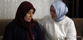 Bakan Kaya'dan Şehit Ailesine Ziyaret